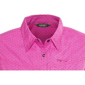 Meru Melissia Functional SS Blouse Women Pink